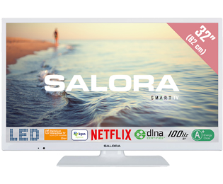 Salora 32HSW5012 HD Ready TV - 32 inch, Wit - 32HSW5012_WH - 1