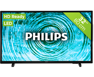 Philips 32PHS4503/12 HD Ready TV - 32 inch, Zwart - 32PHS4503/12_BK - 1