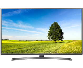 LG 50UK6750PLD 4K Ultra HD TV - 50 inch, Grijs - 50UK6750PLD_GR - 1