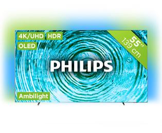 Philips 55OLED803 Ambilight
