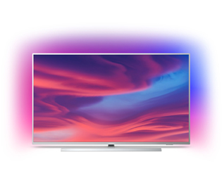 Philips 55PUS7304/12 4K Ultra HD TV - 55 inch, Zilver - 55PUS7304/12_SI - 1