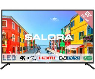 Salora ULTRA HD 4K DVB-S2-S-C-T2-T (65UHL2500)