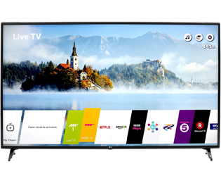 LG 49UJ630V 4K Ultra HD TV