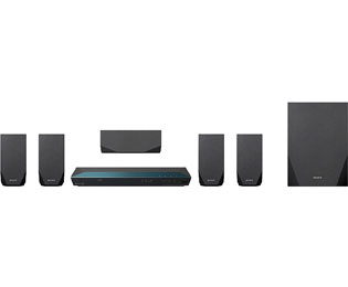 Sony BDVE2100 Home cinema-set - Bluetooth, Zwart - BDVE2100_BK - 1