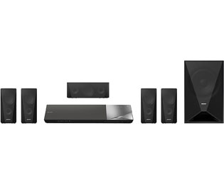 Sony BDVN5200W Home cinema-set - Bluetooth, Zwart - BDVN5200W_BK - 1