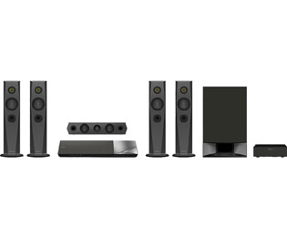 Sony BDVN7200W Home cinema-set - Bluetooth, Zwart - BDVN7200W_BK - 1