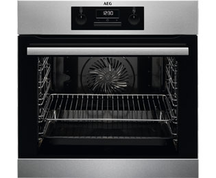 AEG SurroundCook BEB331010M Standaard oven - RVS, A - BEB331010M_SS - 1