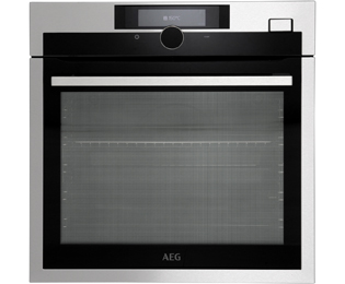 AEG BSE882220M Standaard oven - Roestvrijstaal, A+