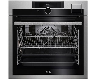 AEG BSE892230M Standaard oven - RVS, A++ - BSE892230M_SS - 1