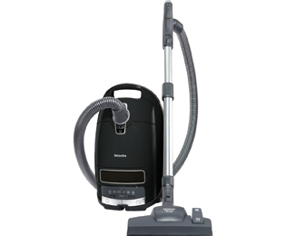 Miele Complete C3 Comfort Obsiaan EcoLine Sledestofzuiger met zak - Zwart - C3 Comfort Obsiaan EcoLine_BK - 1