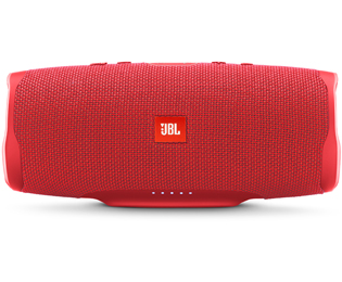 JBL Charge 4 Bluetooth luidspreker Outdoor, watervast, USB Rood