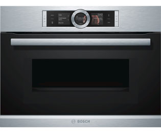 Bosch Serie 8 CMG636BS2 Oven
