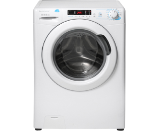 Candy CSS 14102D3-S Wasmachine - 10 kg, 1400 toeren, A+++ - CSS 14102D3-S_WH - 1