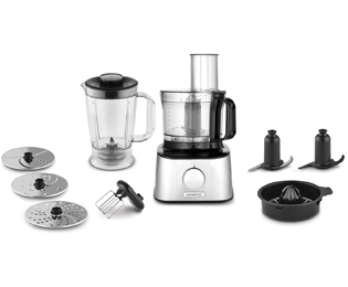 Kenwood FDM301SS Foodprocessor - Roestvrijstaal - FDM301SS_SS - 1