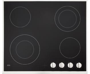 Atag HC6471B inbouw keramische kookplaat met Dubbelkringszone en...