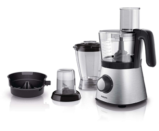 Philips HR7769/00 Foodprocessor - Zilver - HR7769/00_SI - 1