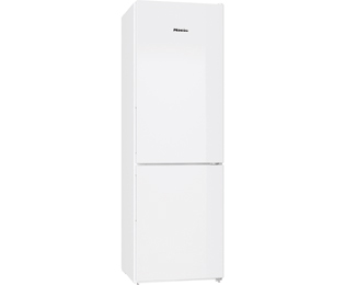 Miele KFN 28132 D ws / A++ Koelvriescombinatie met No Frost - Wit, A++ - KFN 28132 D ws / A++_WH - 1