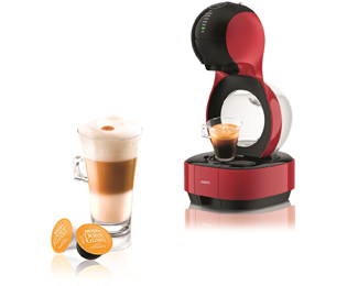 Nescafé Dolce Gusto Lumio KP1305 Capsulemachine - Rood - KP1305_RD - 1