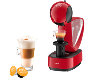 Nescafé Dolce Gusto Infinissima KP1705 Capsulemachine - Rood - KP1705_RD - 1