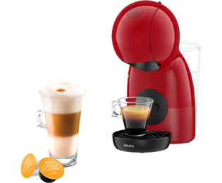 Krups Nescafé Dolce Gusto Piccolo XS KP1A05 Capsulemachine - Rood - KP1A05_RD - 1