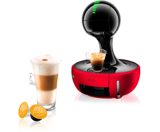 Nescafé Dolce Gusto Drop KP3505 Capsulemachine - Rood - KP3505_RD - 1