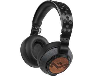 House of Marley Liberate XL BT Draadloze Over-Ear hoofdtelefoon - Zwart - Liberate XL BT_BK - 1
