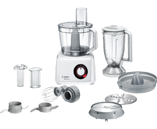 Bosch MC812W620 Foodprocessor - Wit - MC812W620_WH - 1