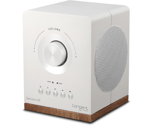Tangent Spectrum W1 White Draadloze speaker - Wit - Spectrum W1 White_WH - 1