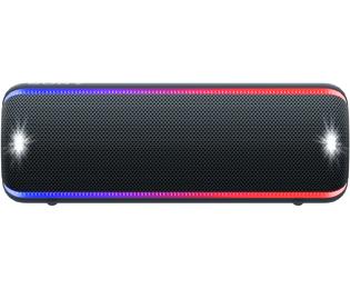 Sony SRS-XB32 Bluetooth luidspreker AUX, Outdoor, stofdicht, stootvast, USB, watervast Zwart