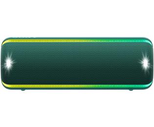 Sony SRS-XB32 Bluetooth luidspreker AUX, Outdoor, stofdicht, stootvast, USB, watervast Groen