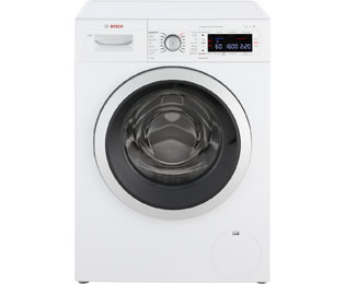 Bosch i-DOS Serie 8 WAW32642NL Wasmachine - 9 kg, 1600 toeren, A+++ -30% - WAW32642NL_WH - 1