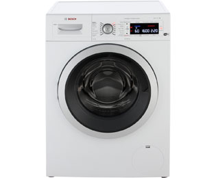Bosch i-DOS Serie 8 WAWH2643NL Wasmachine - 9 kg, 1600 toeren, A+++ -30% - WAWH2643NL_WH - 1