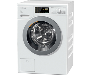 Miele WDD 025 WCS Wasmachine - 8 kg, 1400 toeren, A+++ - WDD 025 WCS_WH - 1