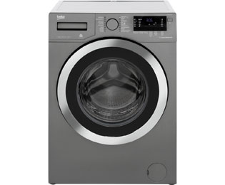 Beko WTC8733XCM Wasmachine - 8 kg, 1400 toeren, A+++ - WTC8733XCM_GY - 1