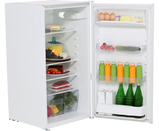 Zanussi ZBA19020SV Inbouw koelkast - Sleepdeur-systeem, 102 cm, A+