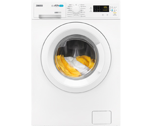 Zanussi ZWD8169NW Wasdroogcombinatie - 8/4 kg, 1600 toeren, A - ZWD8169NW_WH - 1