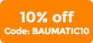 10% off Baumatic