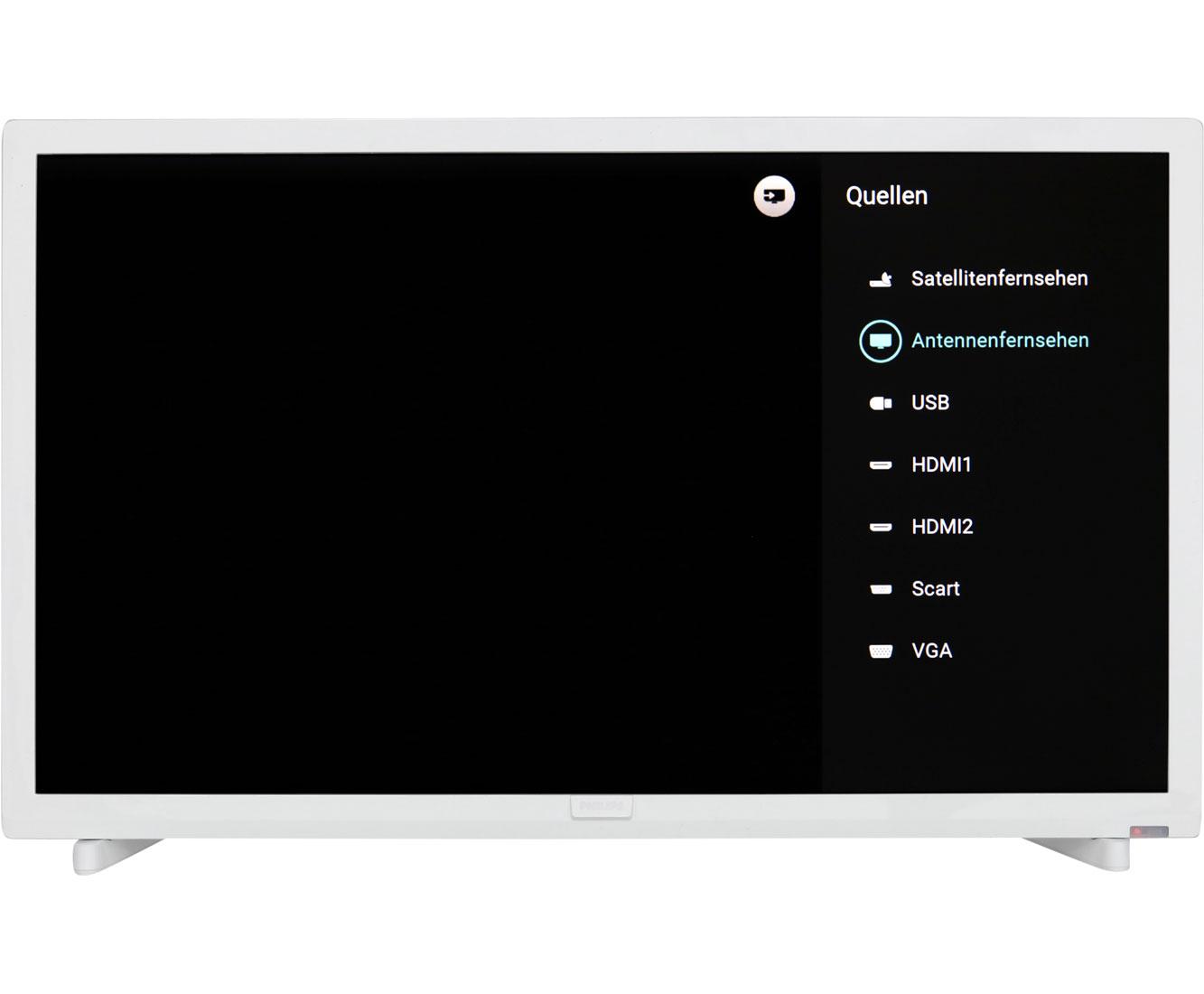 Philips TV 32PFS5603/12 Fernseher - Weiß