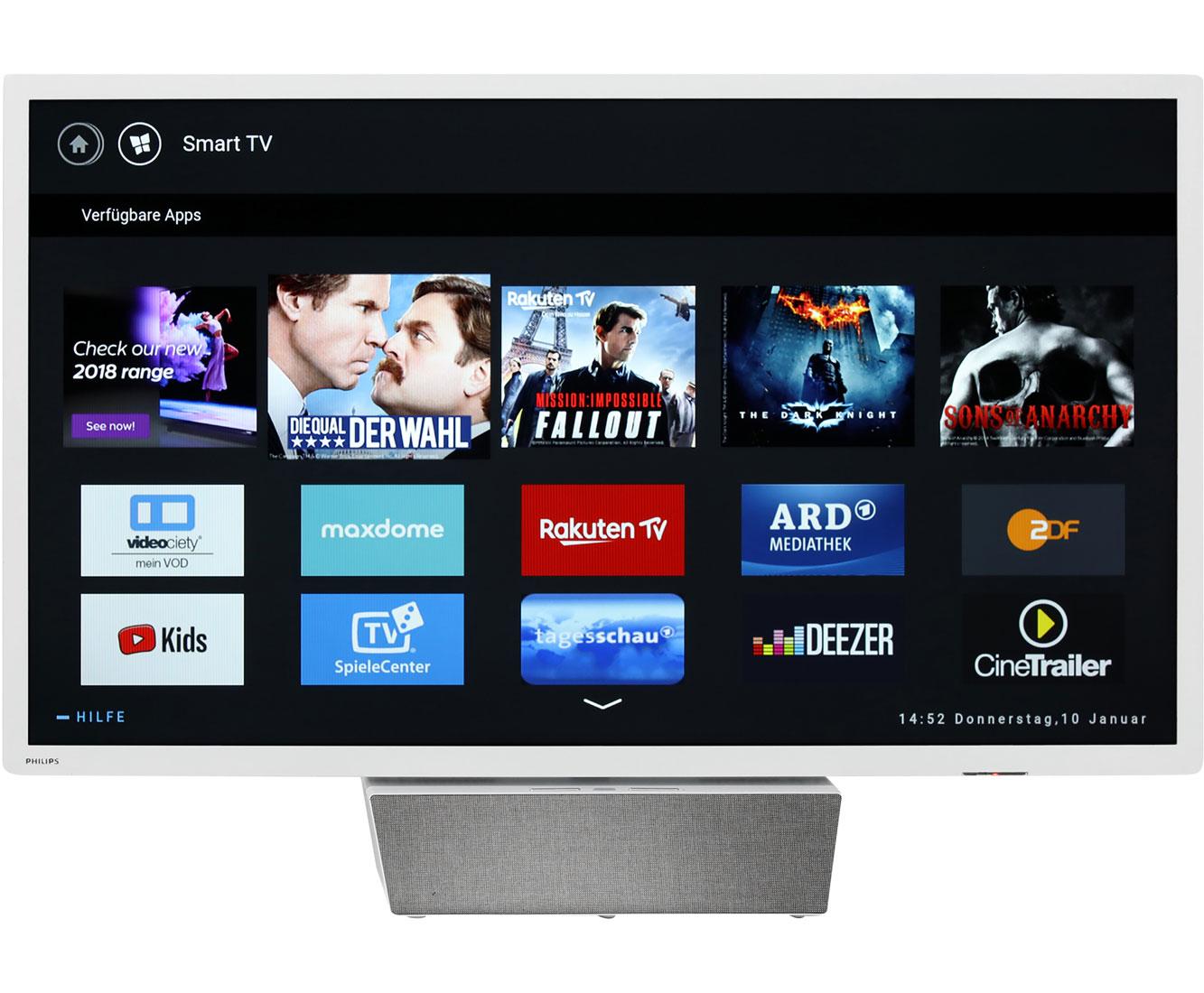 Philips TV 24PFS5863/12 Fernseher - Weiß