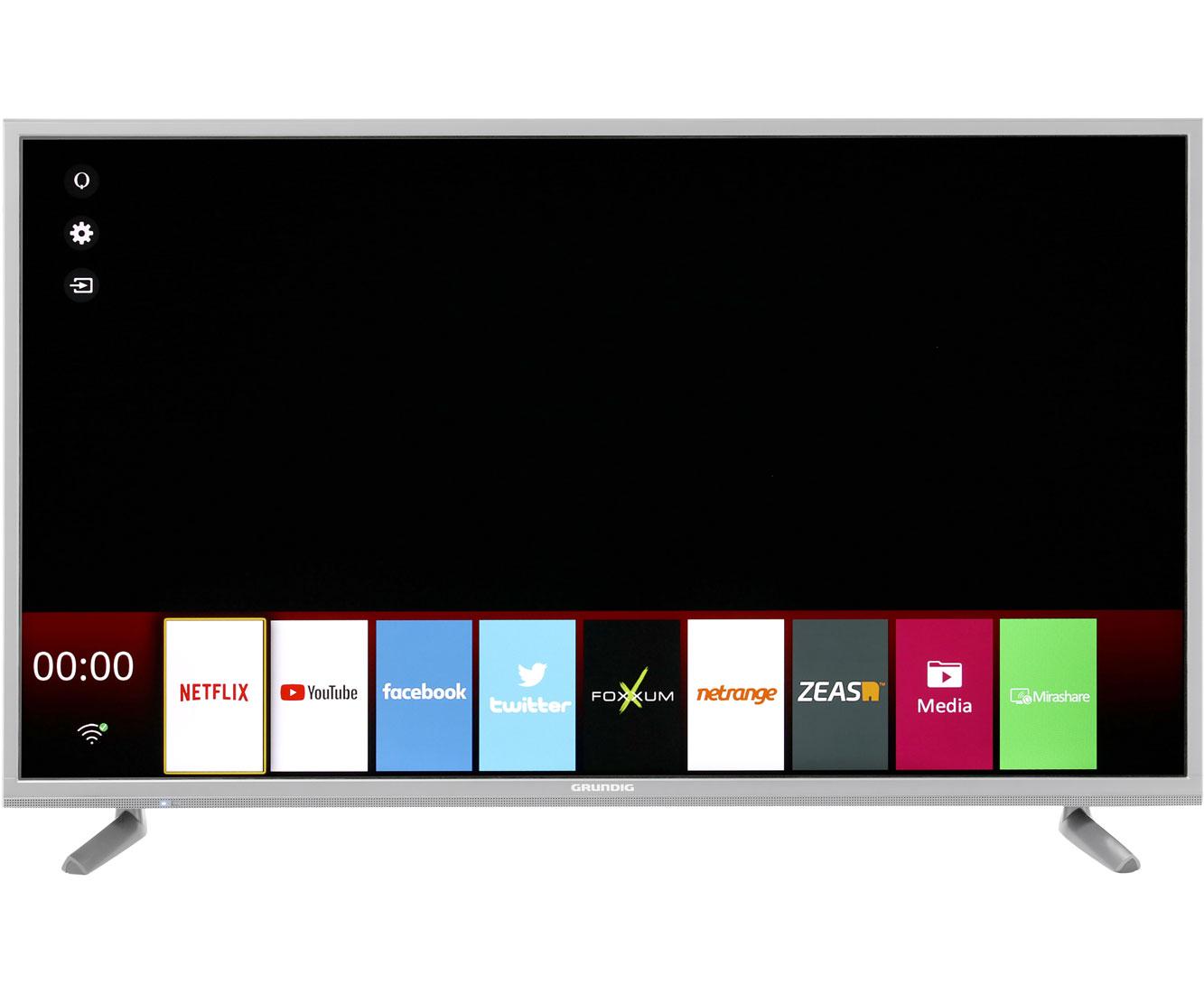 Grundig Vision 8 43 GUT 8960 Fernseher - Anthrazit