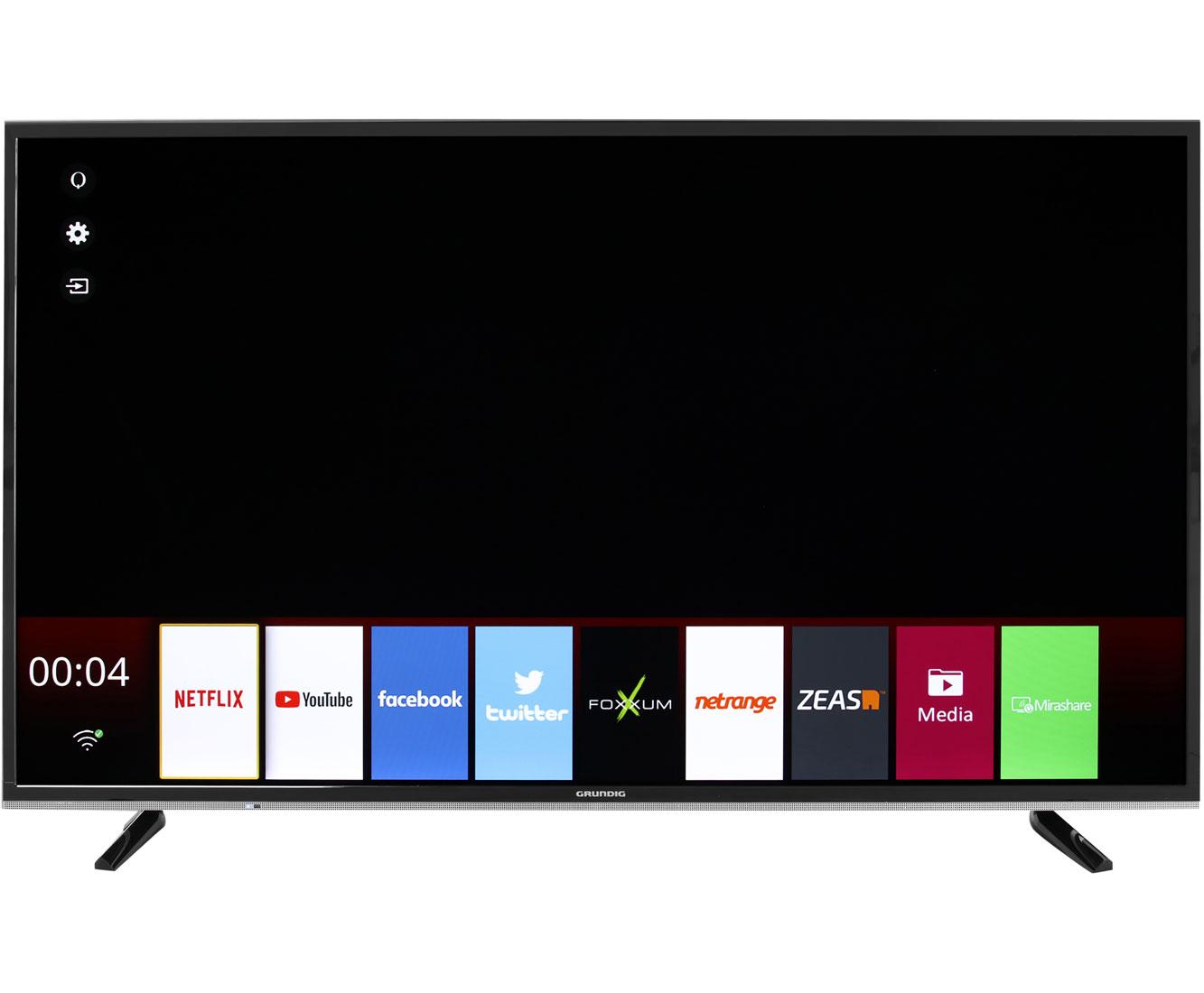 Grundig Vision 8 65 GUB 8960 Fernseher - Schwarz