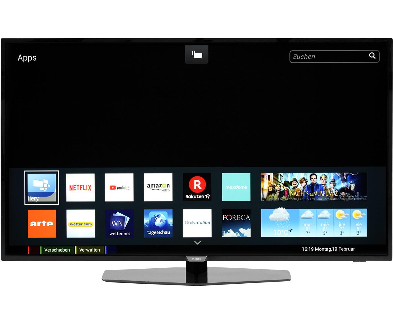 Philips Fernseher Bezeichnung : Philips pus  cm zoll led fernseher ultra hd