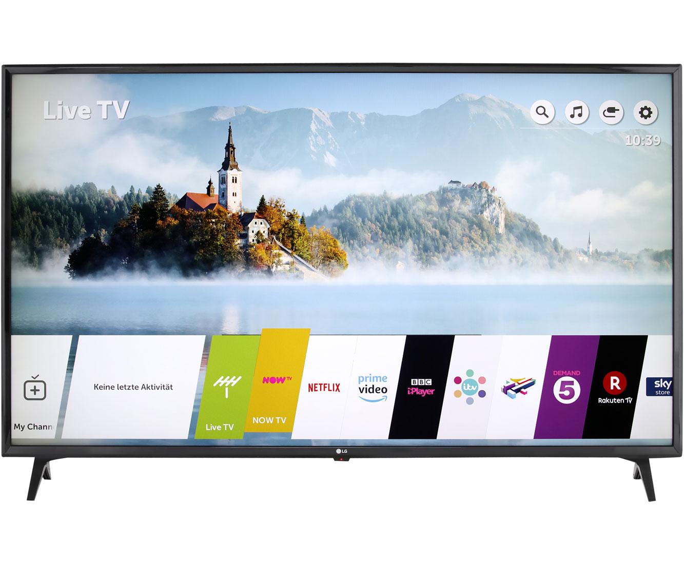 LG 65UK6300LLB Fernseher - Schwarz