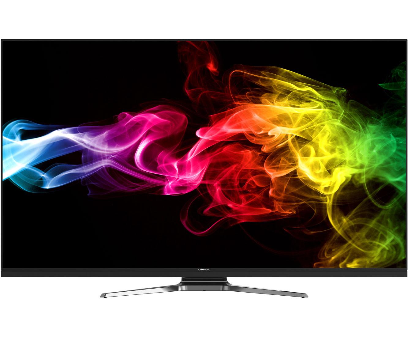 Grundig Vision 9 55 GUB 9980 Fernseher - Schwarz