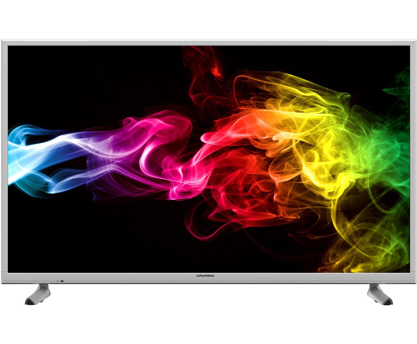 Grundig Vision 8 49 GUS 8960 Fernseher - Silber