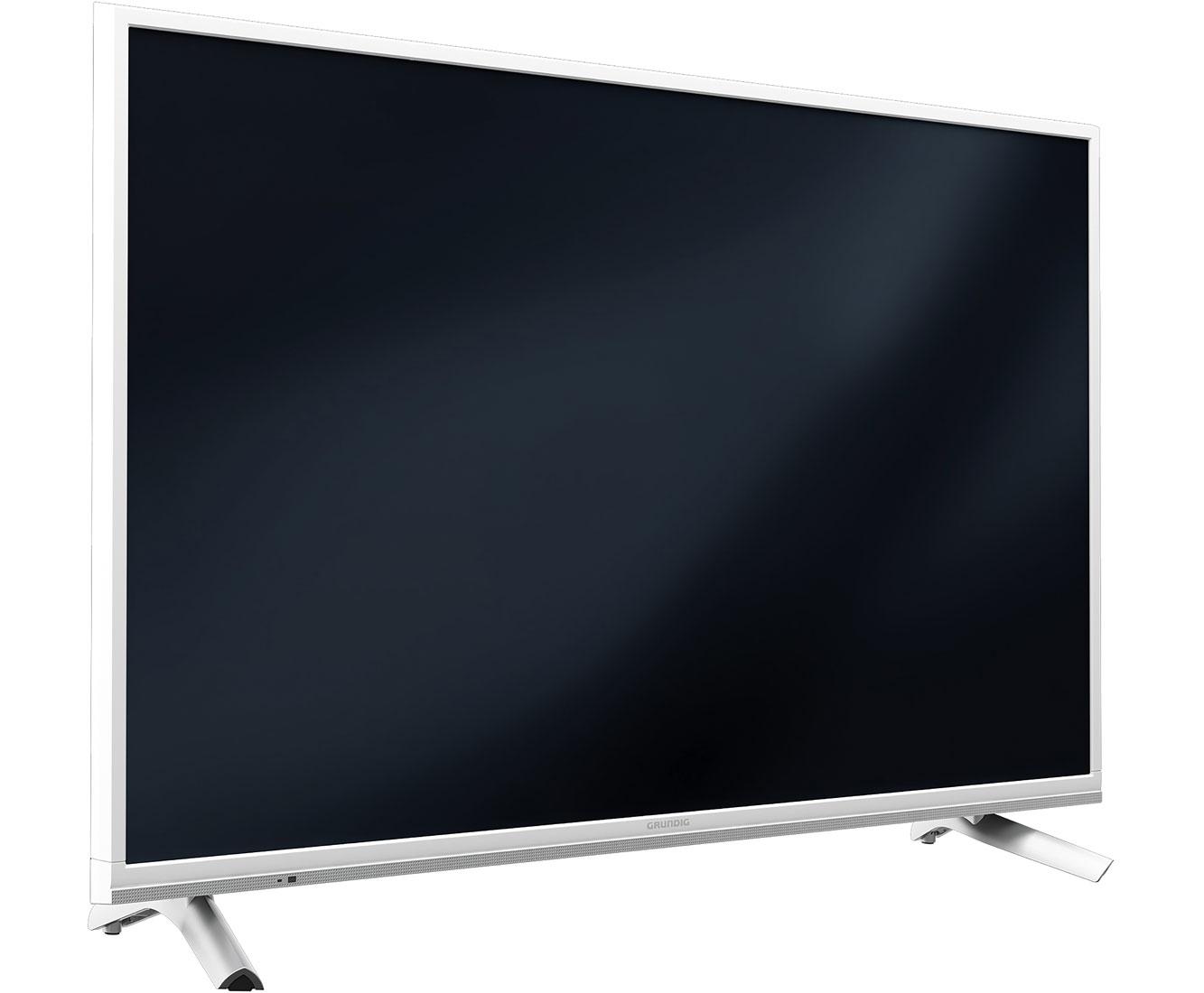 grundig 65 guw 8960 4k uhd led fernseher 164 cm 65 zoll hdr wei ebay. Black Bedroom Furniture Sets. Home Design Ideas