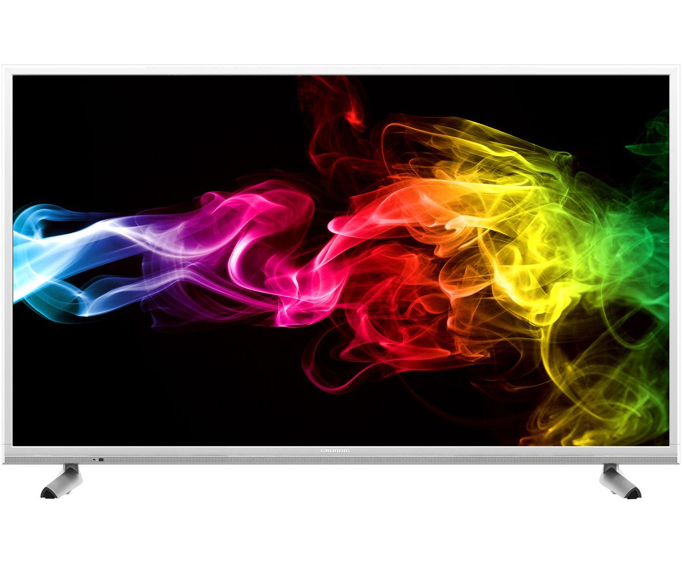 Grundig Vision 8 65 GUW 8960 Fernseher - Weiß