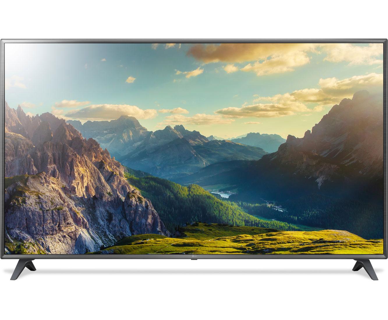 LG 75UK6200PLB Fernseher - Anthrazit