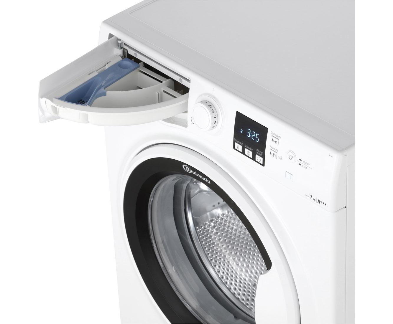 Bauknecht AF 7F4 Waschmaschine Freistehend Weiß Neu