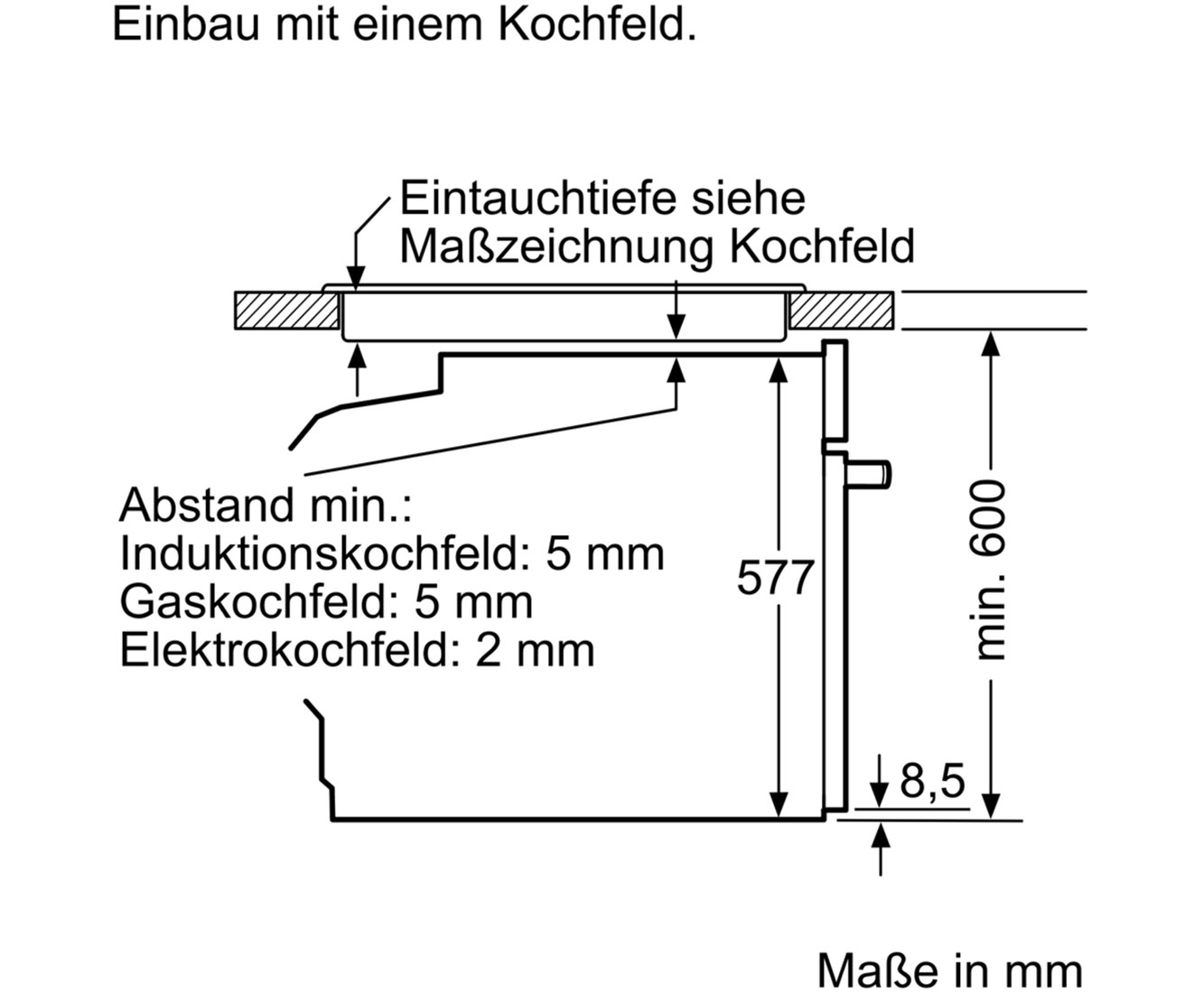 Super Neff [BCC3622] B3CCE2AN0 Backofen - Edelstahl OT35